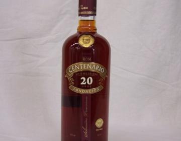 Centenario 20 ans