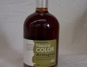 Natural Color Armagnac