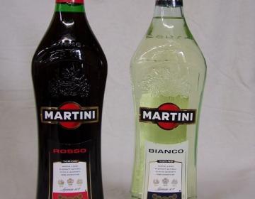 Martini Rouge ou Blanc