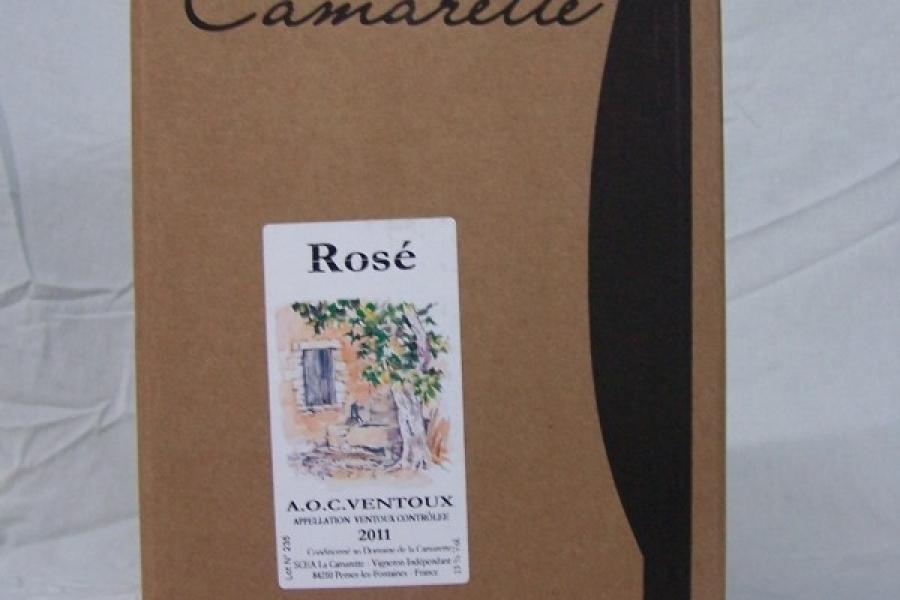Côtes du Ventoux Rosé