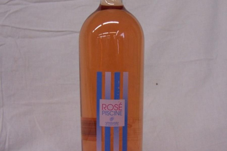 Rosé Piscine Magnum